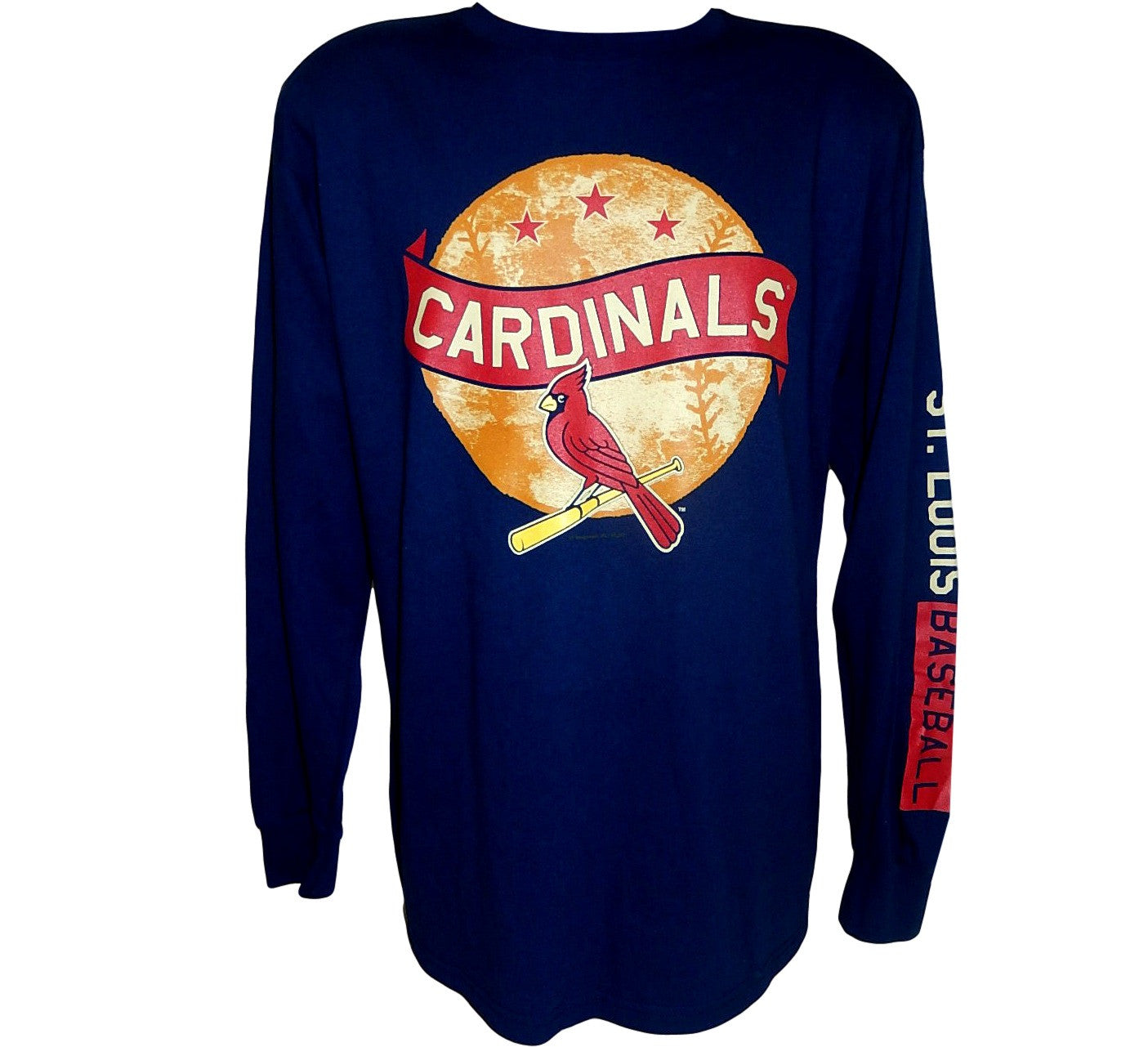 Cardinals Retro Long Sleeve - And Still