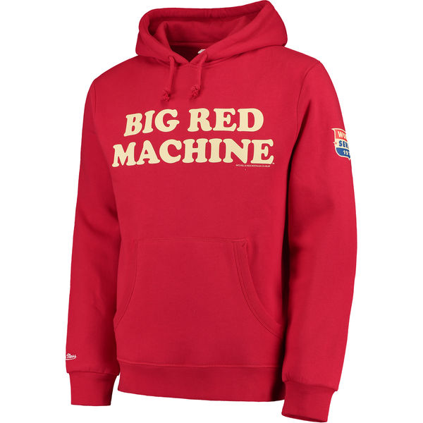 Big Red Machine Retro Hoodie