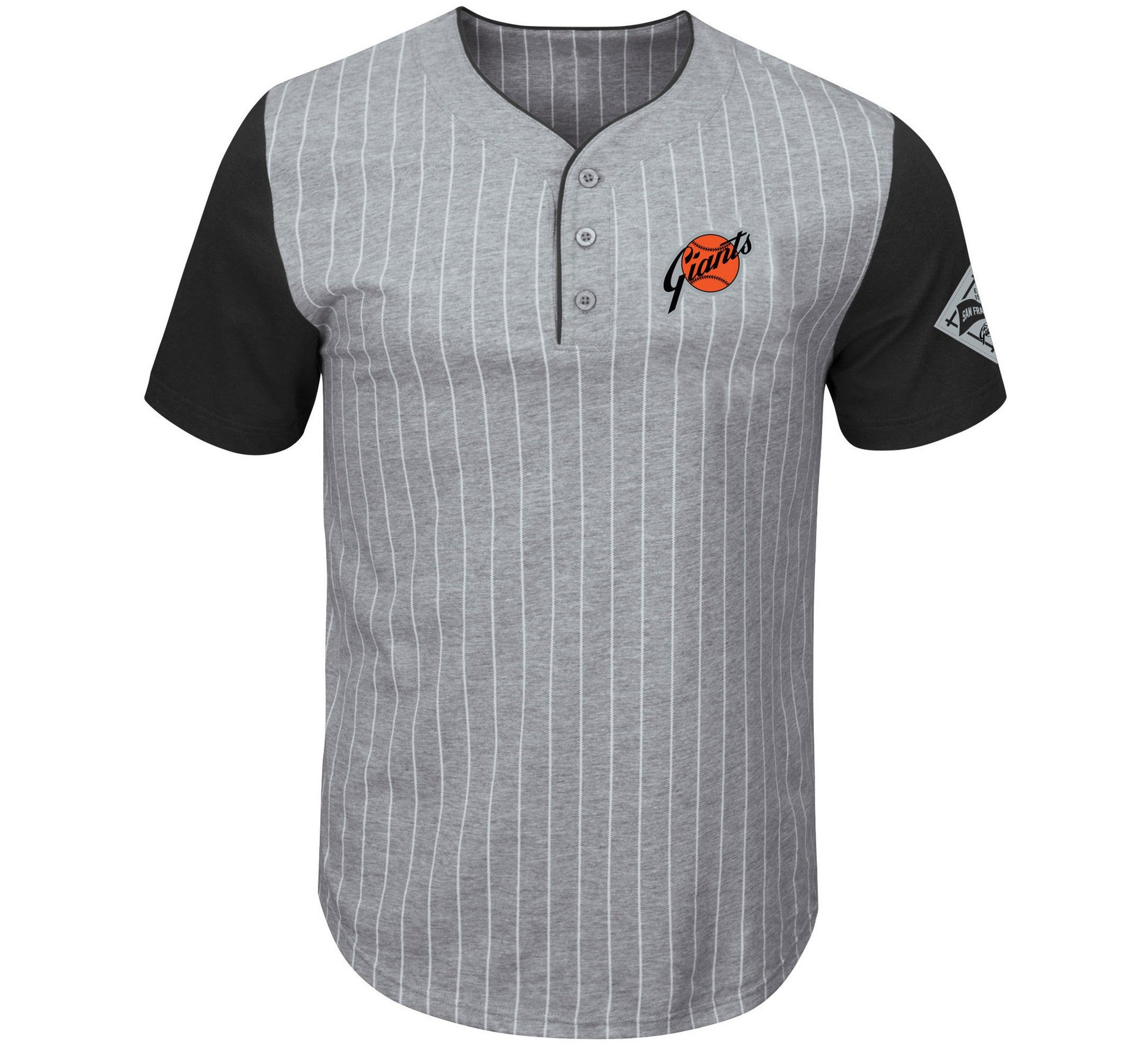 new style 6d1f2 6635a Giants Retro Majestic Jersey