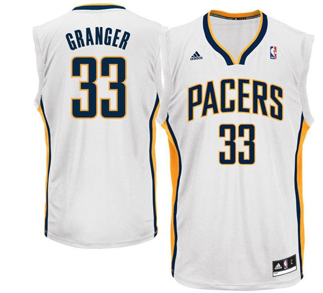 Danny Granger Pacers Jersey - And Still