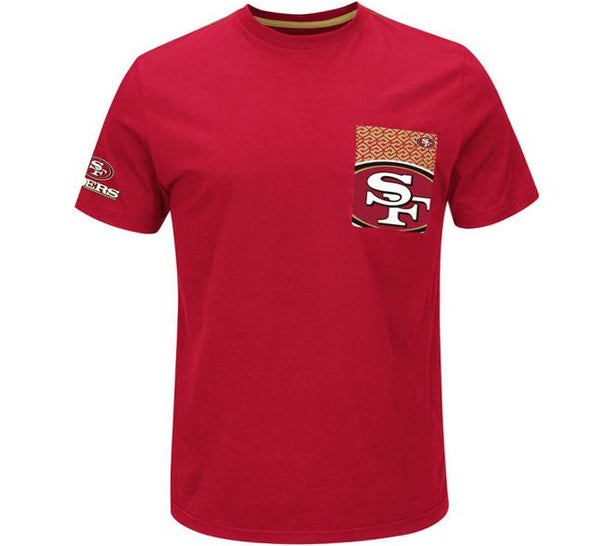 49ers Retro NFL Pocket Shirt