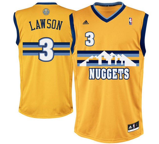 Ty Lawson Nuggets Jersey