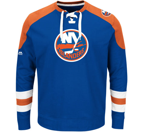 Islanders Retro Lace Sweatshirt - And Still