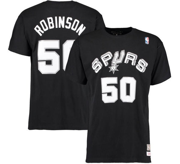 David Robinson Spurs NBA Shirt