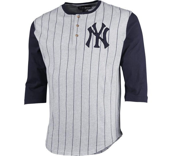 Yankees Retro Henley Shirt
