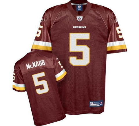 Donovan McNabb Skins Jersey - And Still