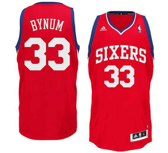 Andrew Bynum 76ers Jersey - And Still