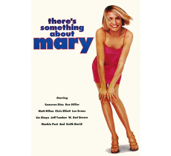 Something About Mary Poster
