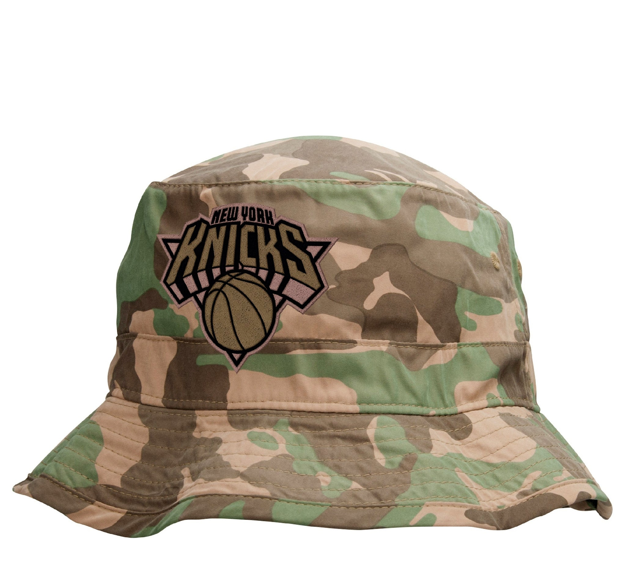 Knicks Retro Camo Bucket Hat - And Still