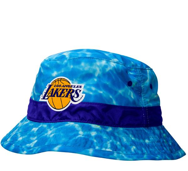 Lakers Retro Surf Bucket Hat
