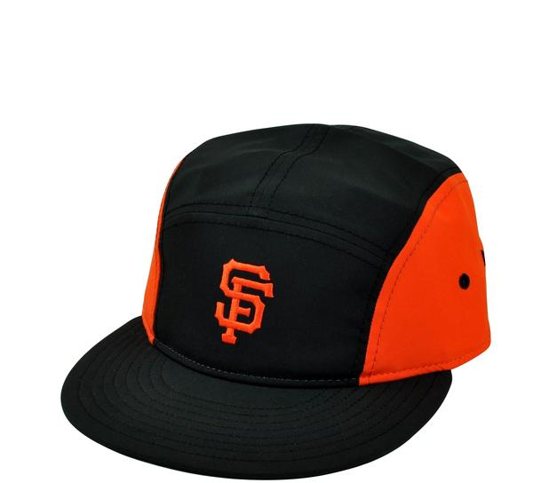 Giants Retro 5 Panel Snapback