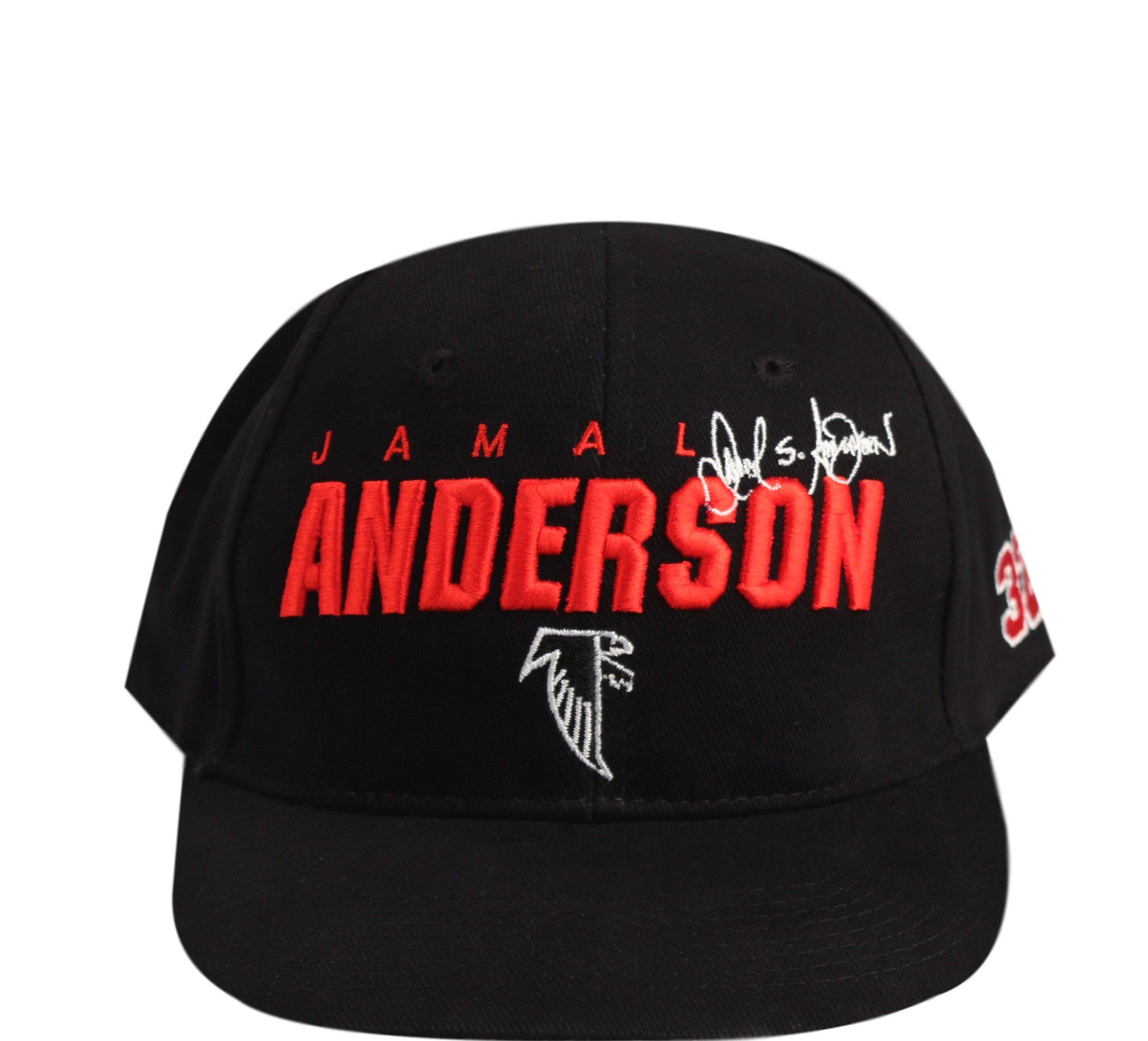 Jamal Anderson Falcons Hat