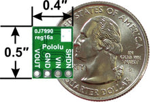 Load image into Gallery viewer, Pololu 12V 0.5A DC-DC Step-Down Voltage Regulator