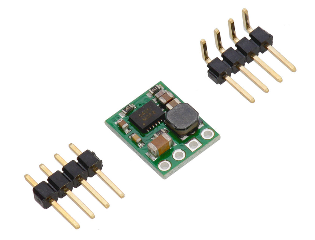 Pololu 5V 0.5A DC-DC Step-Down Voltage Regulator
