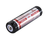 XTAR 3100mAh 18650 Li-Ion Battery