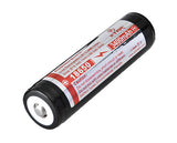 XTAR 3400mAh 18650 Li-Ion Battery