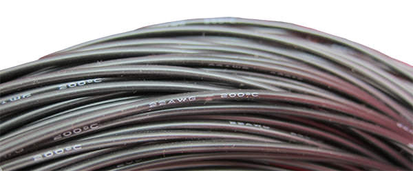 PRC Silicone Wire by the Foot - 22 AWG