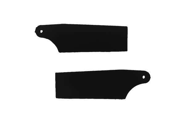 KBDD 40mm Tail Blades for 200-250 Helis