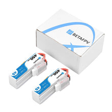 Load image into Gallery viewer, BetaFPV 4S 450mAh 75C (set of 2)