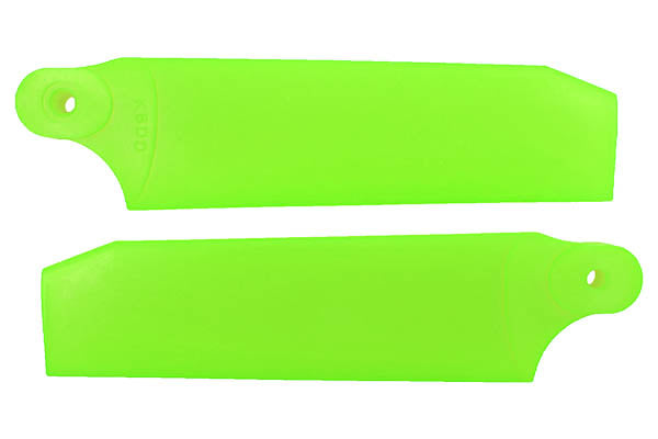 KBDD 96mm Extreme Edition Tail Blades for 600 Helis