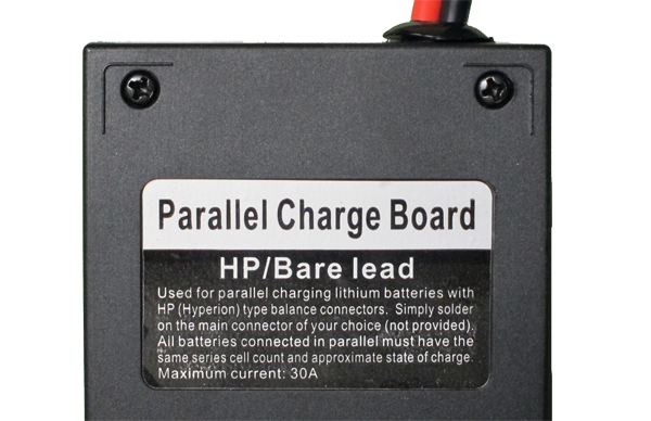 Universal Parallel Charge Board for PolyQuest