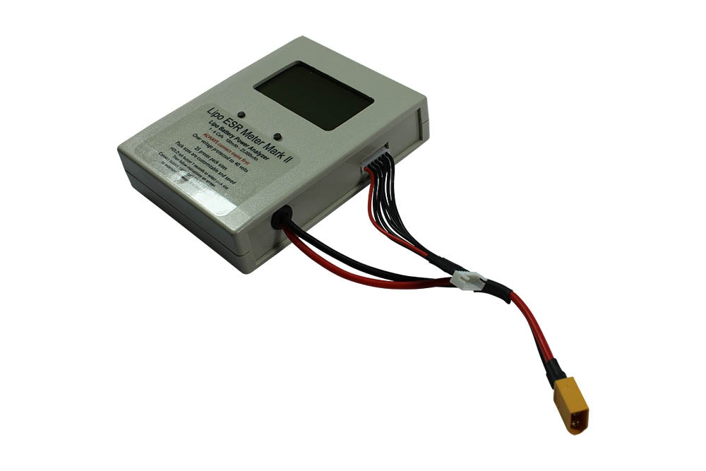 LiPo ESR Meter Mark II