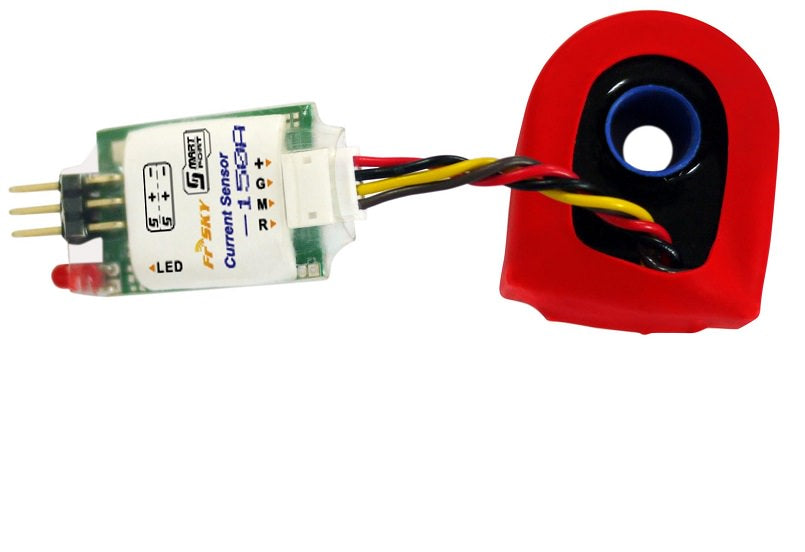 FrSky FCS-150A Current Sensor with Smart Port