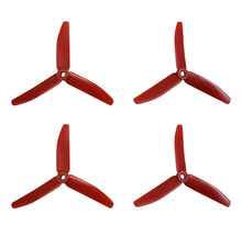 Load image into Gallery viewer, HQProp 5040 Tri-Blade Propellers (Rotor Riot & Mr Steele Edition)