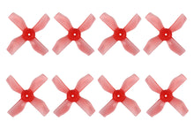 Load image into Gallery viewer, GemFan Durable 31mm Quad-Blade Propellers (0.8mm Shaft)