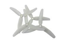Load image into Gallery viewer, GemFan 5030 Tri-Blade Fluorescent Propellers - White