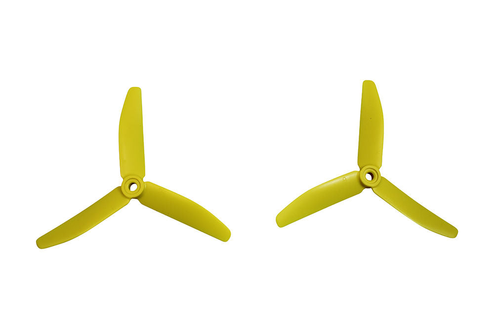 HQProp 5040 Tri-Blade Propellers (Rotor Riot & Mr Steele Edition)