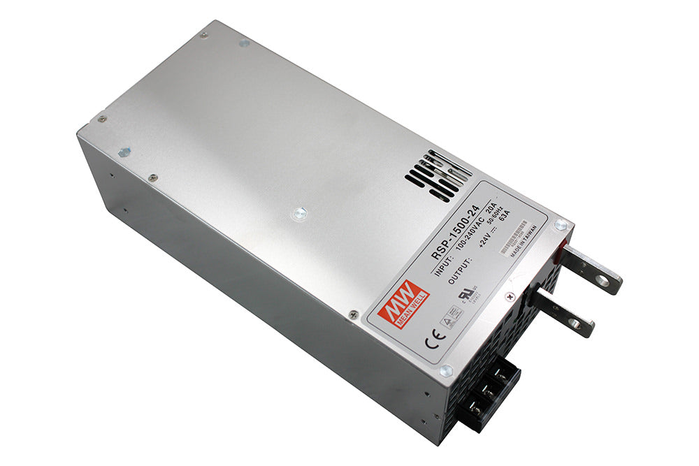 Mean Well RSP-1500-24 Power Supply