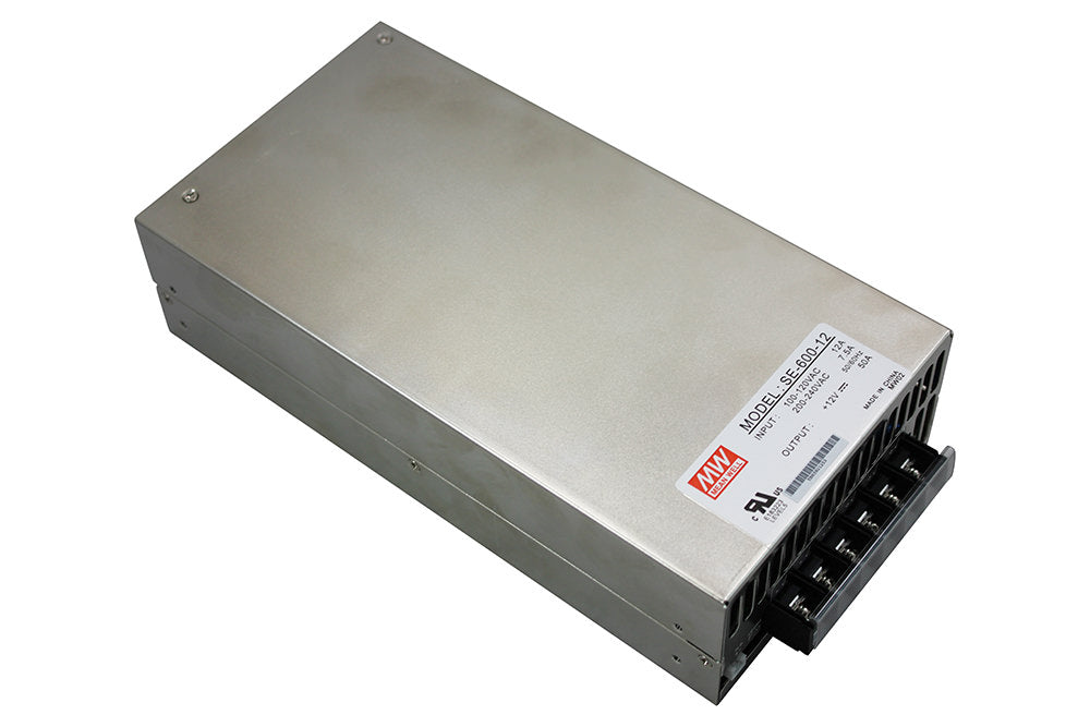 Mean Well SE-600-12 Power Supply