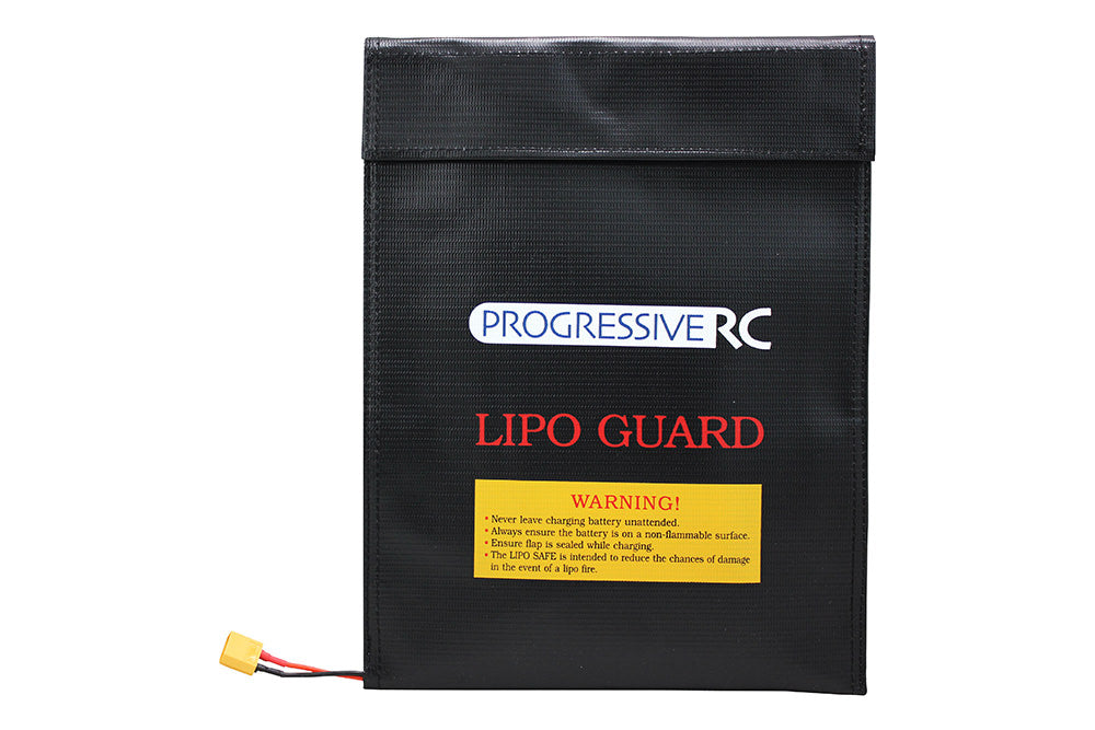 Heated LiPo Guard