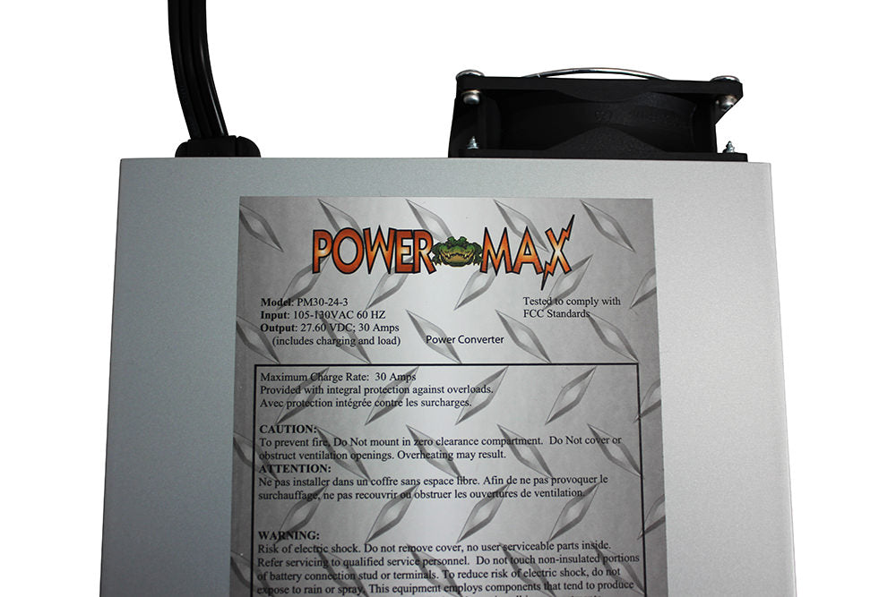 PowerMax PM3-30-24 Converter and Charger