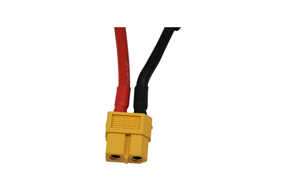 Male XT60 to Female Banana Plug Charge Adapter
