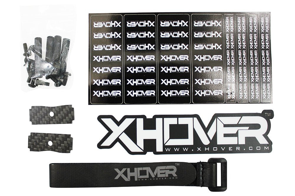 XHover Win 5 FPV Racing Quad Frame