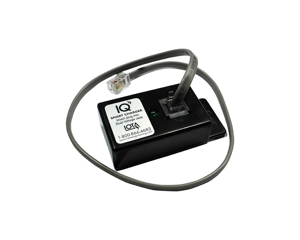 IOTA IQ Smart Charger for DLS Series - IQ4