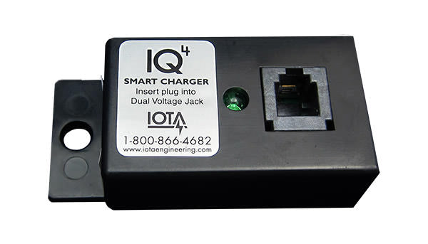 IOTA IQ Smart Charger for DLS Series - IQ4 Parallel