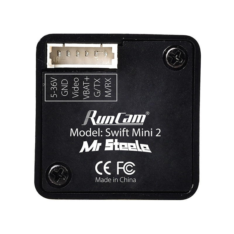 RunCam Swift Mini 2 - Steele Edition