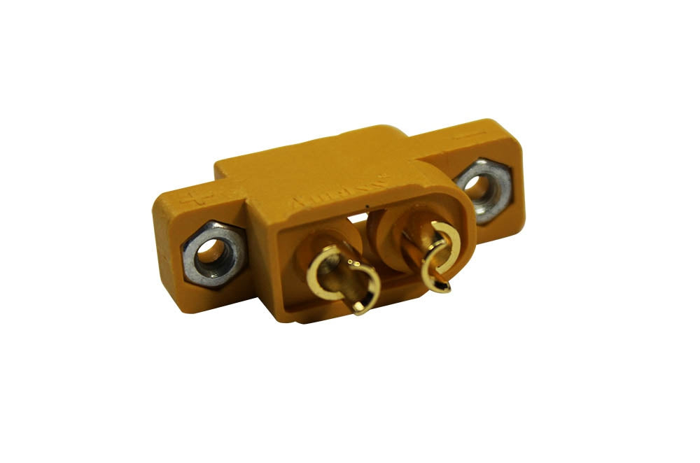 Panel Mount Female XT60 Connectors (2 count)