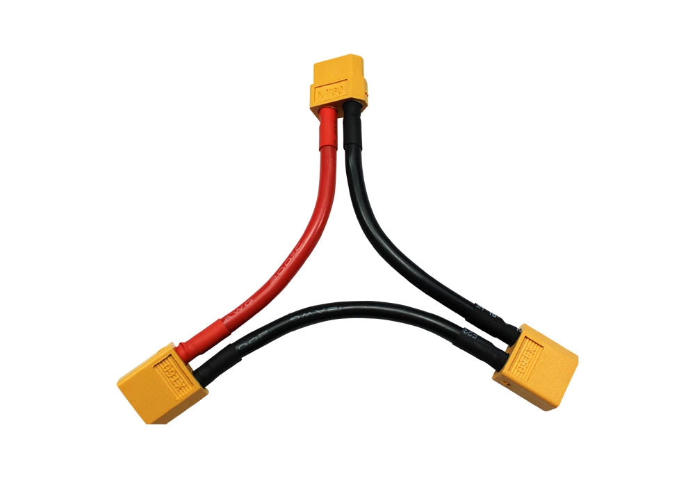 Series Battery Harness