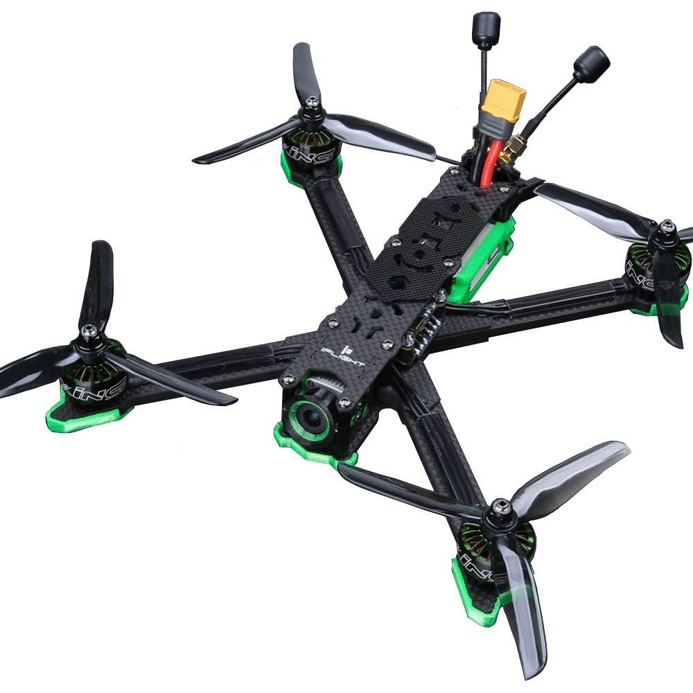 iFlight Titan XL5 HD Freestyle Quad (BNF-DJI)