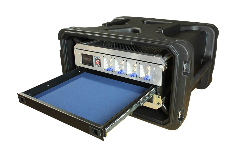 "PRC Professional Series: ""The Titan 6000"" Mobile Charging Platform"