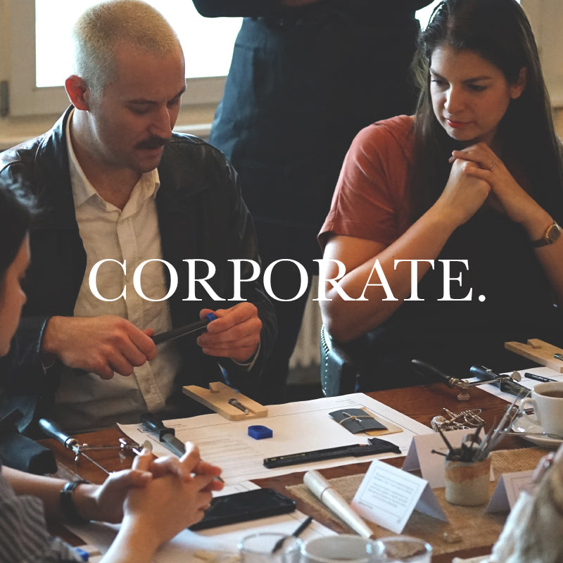 Private & corporate event workshops