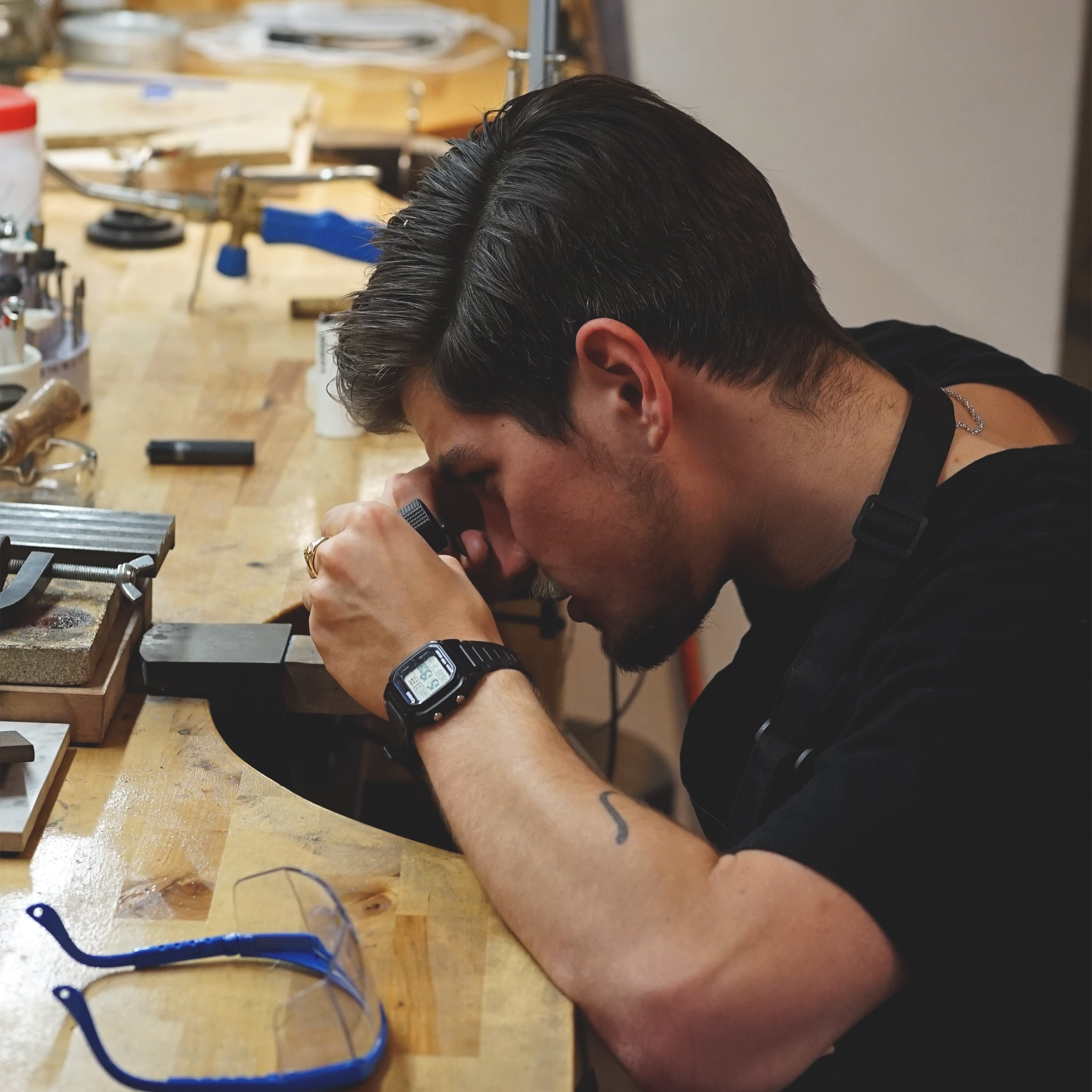 NEW: Foundations of Jewellery Manufacturing - MONDAY, 22 MARCH, 17:00 Uhr
