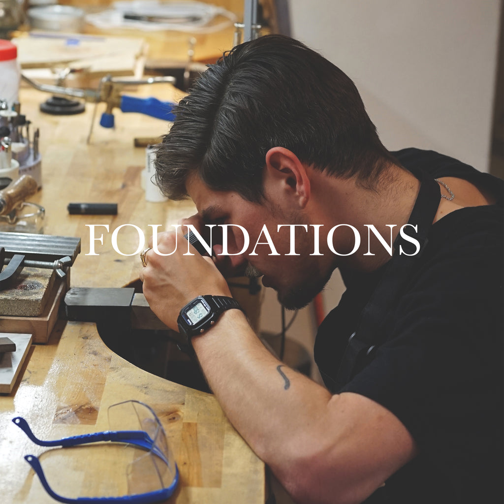 Foundations of Jewellery Manufacturing - STARTING WEDNESDAY, 13 JANUARY 2021, 17:00 Uhr