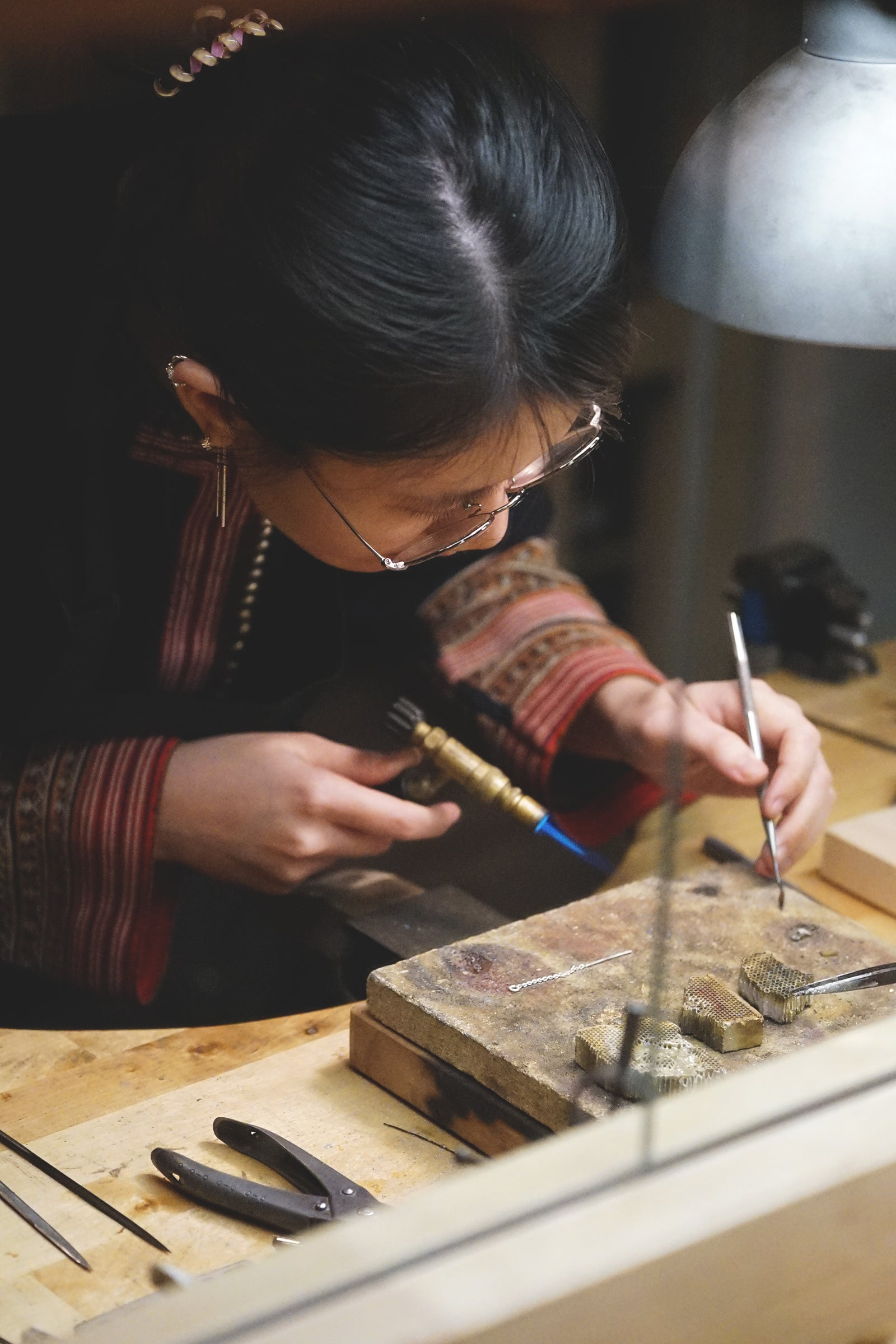 Foundations of Jewellery Manufacturing - WEDNESDAYS, 17 FEBRUARY, 17:00 Uhr