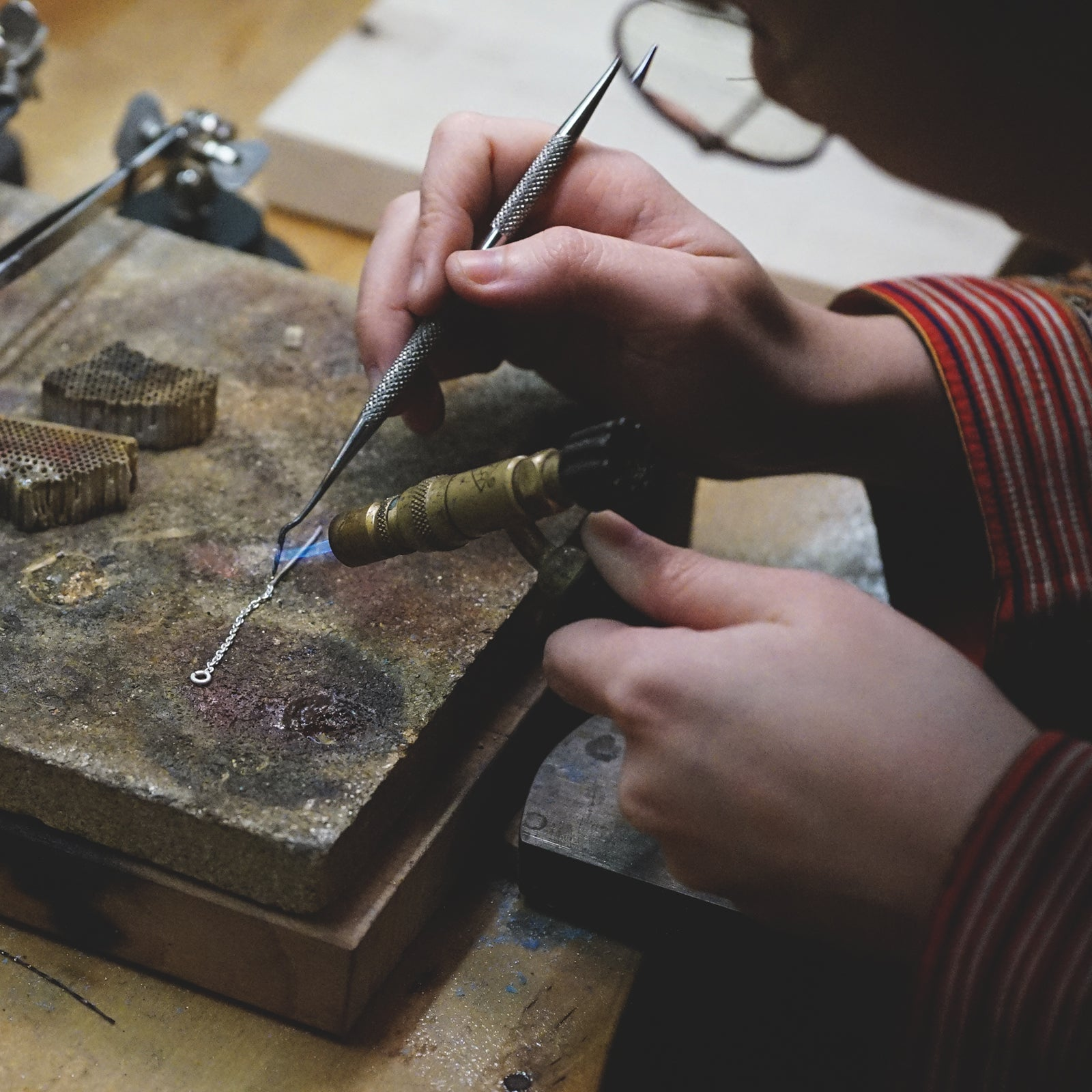 Foundations of Jewellery Manufacturing - MONDAYS, 11 JANUARY, 17:00 Uhr