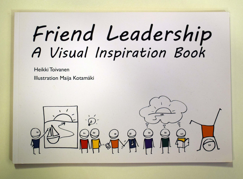 Friend Leadership - A Visual Inspiration Book